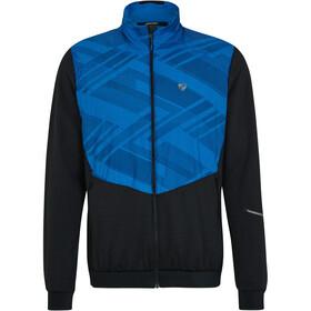 Ziener Nesko Active Jacket Men, negro/azul